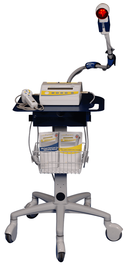 TerraQuant Magna Cart with Single Arm